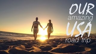 our amazing 21 day usa road trip 2015 with gopro full hd1080p