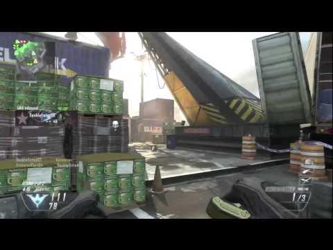 Ballistic Knife Black Ops Gameplay Black Ops 2 Golden Ballistic