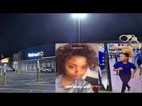 Louisiana Teen Killed At Walmart On Her Birthday, 4 Suspects Arrested.