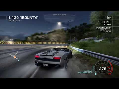 NFS:Hot Pursuit | Heart To Heart 3:05.81 | World Record