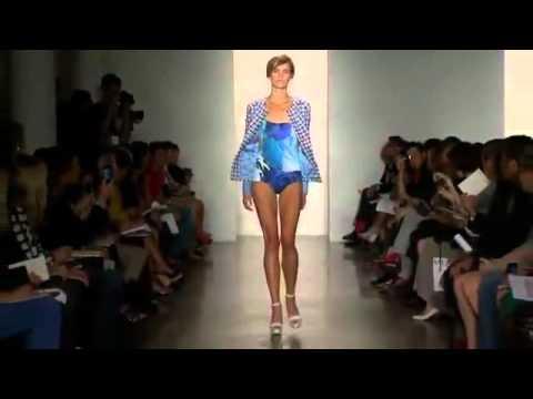 Peter Som Spring Summer 2012 Full Fashion Show