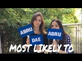 MOST LIKELY TO | Abril y Daiana