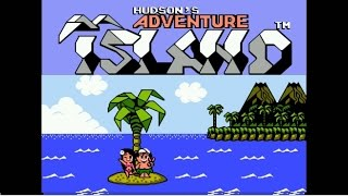 Hudson's Adventure Island 3 - [Dendy / NES / Famicom] - 100% walkthrough - No comments