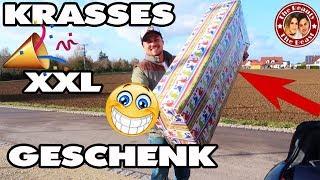 KRASSES XXL GESCHENK - MEGA ÜBERRASCHUNG! | daily VLOG TBATB