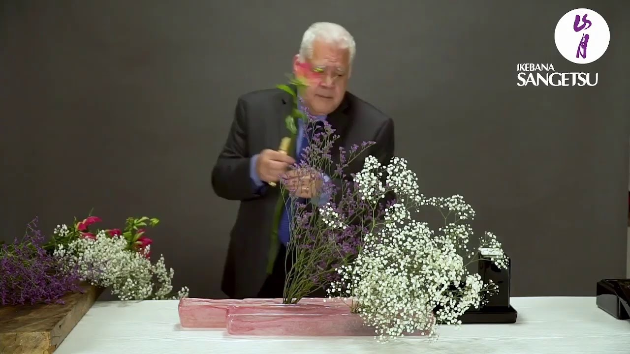 Mass of Flowers, Part 2 with Master Erisson Thompson