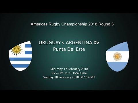 2018 Americas Rugby Championship - Uruguay v Argentina XV