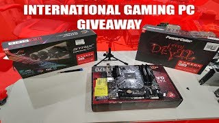 International Gaming PC Giveaway 2020 (Watch Full Video for Rules)