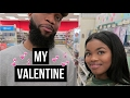 OUR FIRST VALENTINE'S DAY!!!