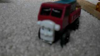 lorry takes a tumble   thomas friends episode 7