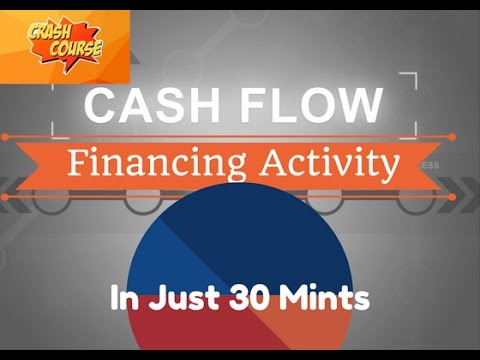 [Crash Course] Financial Activity  statement of Cash Flow easy way to learn(C1)