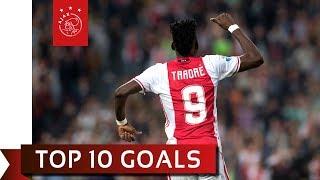 TOP 10 GOALS - Bertrand Traoré