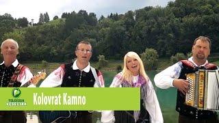 Skupina Kolovrat Kamno - Most na Soči (Uradni video)