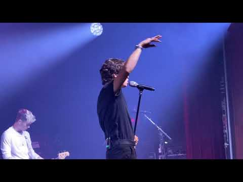 Can We Dance - The Vamps / Four Corners Tour Brussels