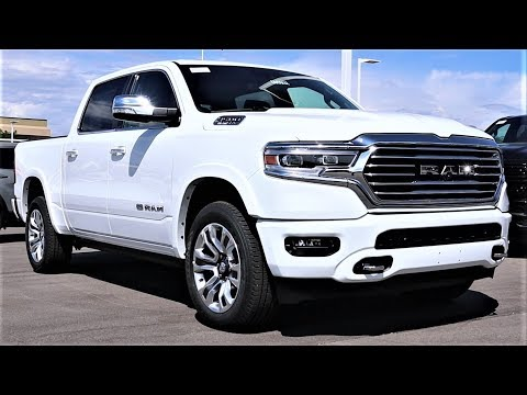 2020 Ram 1500 Long Horn: The Ultimate Cowboy Truck!!!