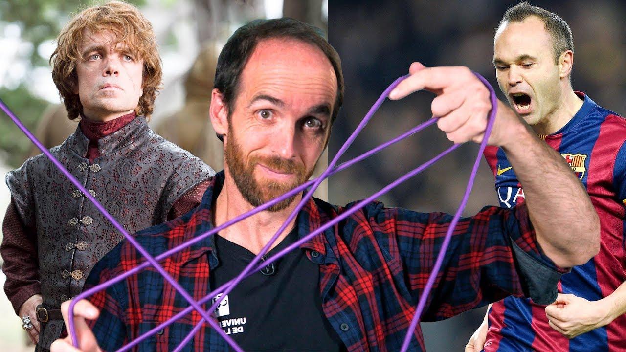 ¿Qué tienen que ver Andrés Iniesta, Tyrion Lannister y tus amigos de Facebook? | Teoría de grafos