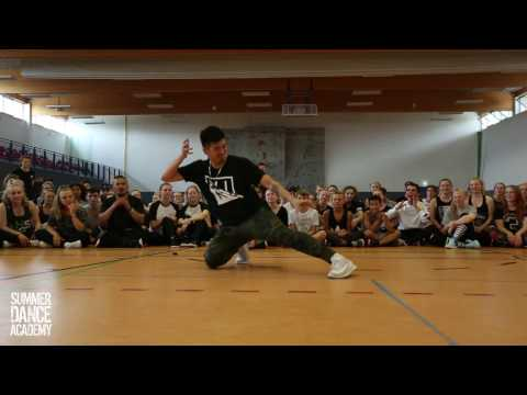 Summer Dance Academy · Never Be Like You (Flume) by Anthony Lee (Kinjaz)
