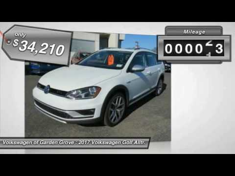 2017 Volkswagen Golf Alltrack Garden Grove CA HM513793 YouTube