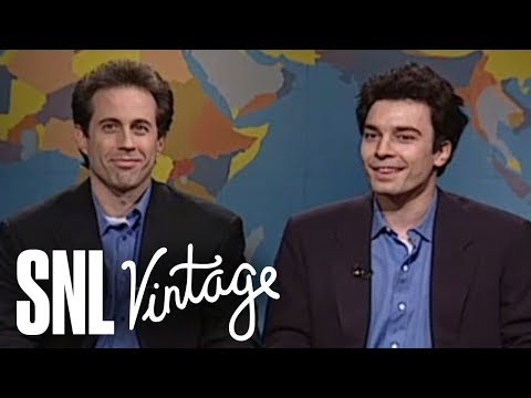Weekend Update: Jerry and Jerry - SNL