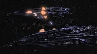 Звездные врата: Антлантида. Война с рейфами. Космические сражения 1-2 сезон