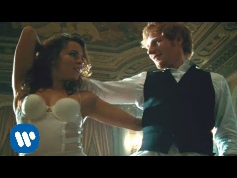 Ed Sheeran - Thinking Out Loud [Official Video] from YouTube · Duration:  4 minutes 57 seconds