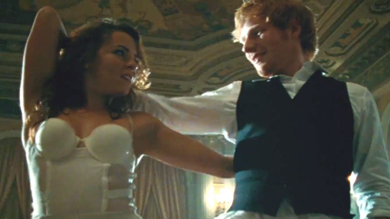 Ed Sheeran Thinking Out Loud Official Video Youtube