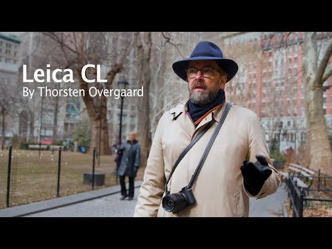 Leica CL Mirrorless Camera Review by Thorsten Overgaard