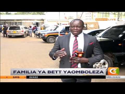 Mwili wa Nicholas Bett watolewa chumba cha maiti #SemaNaCitizen