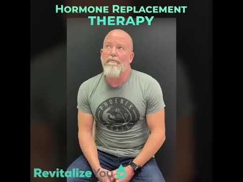 Testosterone Replacement Therapy - Get Your Edge Back!