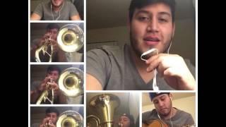 Amor Del Bueno/Calibre 50/Joey Calderón  (cover)
