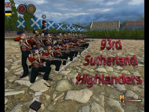 Mount & Blade Warband: NW 71st Event #2 (93rd Sutherland Highlanders)