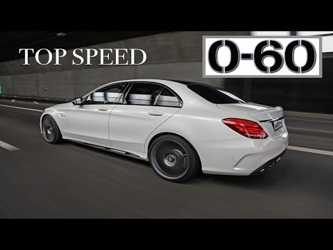Mercedes C63 Amg 0 60 >> 2016 Mercedes Amg C63 81 999 Msrp 0 60 Mph Launch Control Acceleration