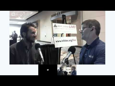 Infotec 2013 - Jeremy Gutsche Interview