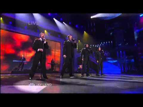 The Las Vegas Jersey Boys Cast on 'America's Got Talent' 2009 HD