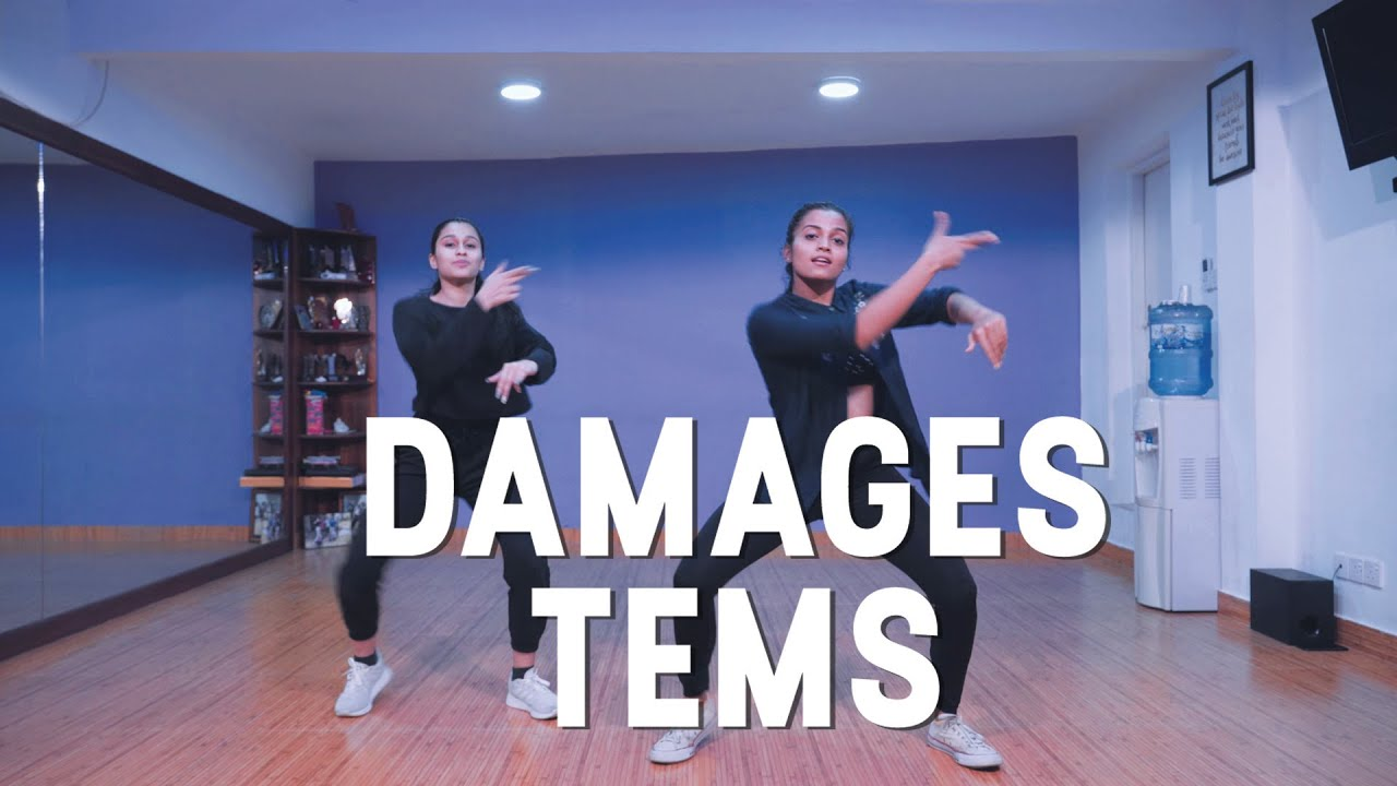 Download Damages - Tems | Class Routine | @Danceinspire Choreography | 2020