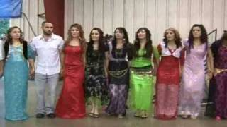 Yezidi dawat Lincoln Nebraska * Hachim & Souri * part 1