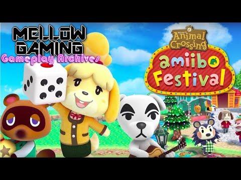 MG Gameplay Archives: Animal Crossing Amiibo Festival