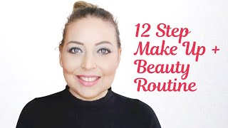 THE TWELVE STEP MAKE UP + BEAUTY ROUTINE - Tanya Louise