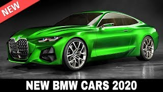 10 New BMW Cars with the Sportiest and Riskiest Designs in the Brand's History