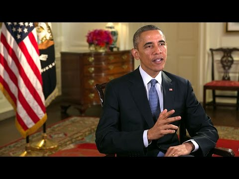Weekly Address: Ensuring Americans Feel the Gains of a Growing Economy