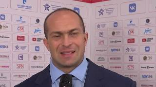 Как это было. Sport Leaders Global Forum 2017. Александр Федоров