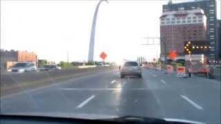 St Louis Arch & Illinois Ya
