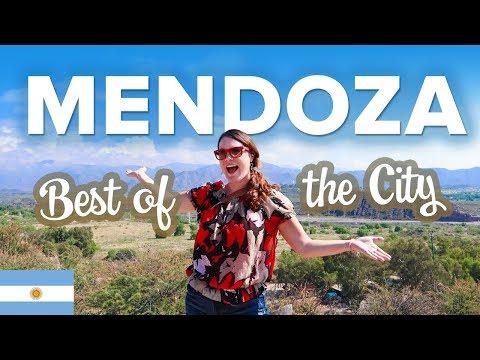 The Best of Mendoza City 🇦🇷 Empanada Feast! Argentina's Best Empanadas. Mendoza City Travel Guide