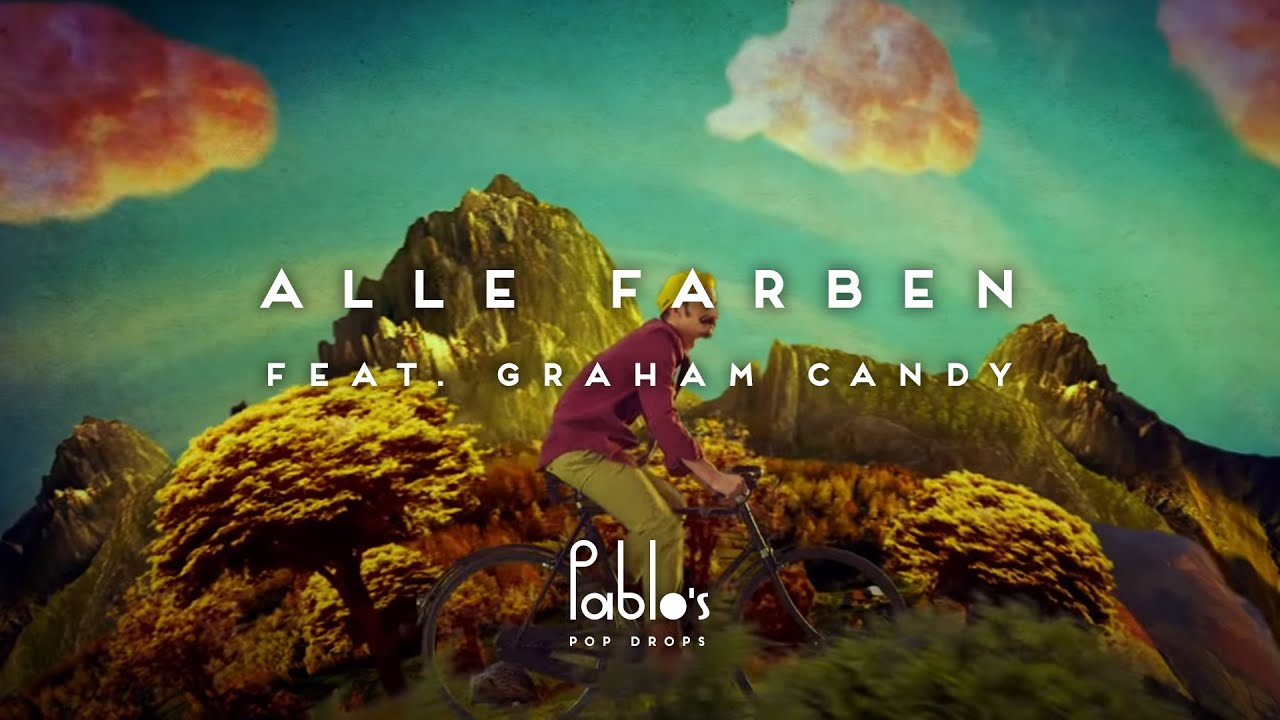 ALLE FARBEN U2013 SHE MOVES FEAT. GRAHAM CANDY [OFFICIAL VIDEO]