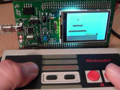 STM32F429 Discovery + 7' TFT | Interface: DPI | Doovi