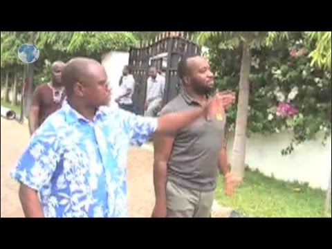 Amason Kingi's Nyali home raided and property stolen