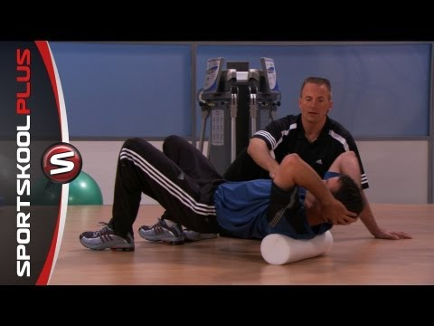 Intermediate Core Exercises with Fitness Coach Mark Verstegen Part 8