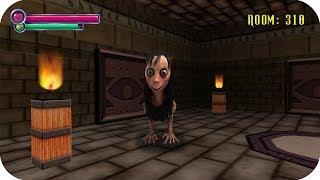 Momo persigue a Nubi - Nubi spooky house of jumpscares pe android ios gratis