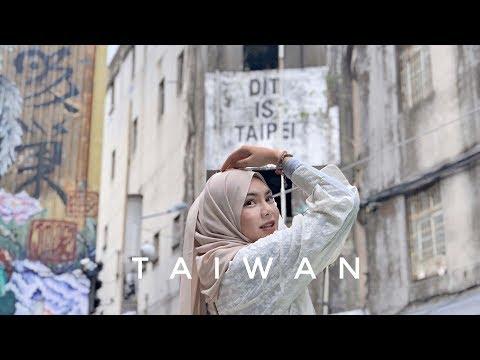 TRAVELOGUE: TAIWAN 2018 🇹🇼 #JomSalamTaiwan