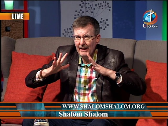 Shalom Shalom Dr. Marisol & Rev. Dexter Peltzer 01-09-2018 Arabic