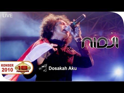 Live Konser NIDJI - Dosakah Aku    PONDS TEENS CONCERT   @SURABAYA 22 MEI 2010